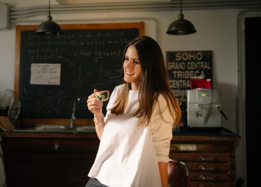 vacanze Giulia caffè